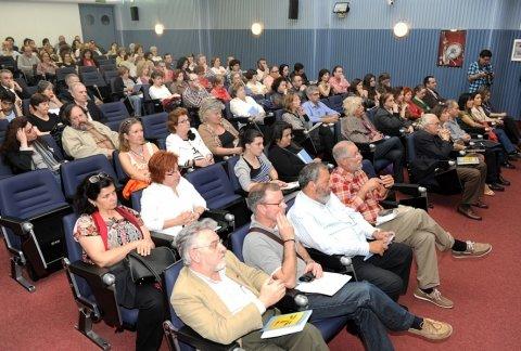 Inauguración  - Actos de conmemoración para o día das Letras Galegas